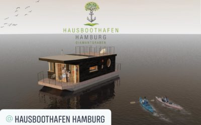 "Modell ""Heuckenlock"" fertig entwickelt – erstes Hausboot geht in Bau"