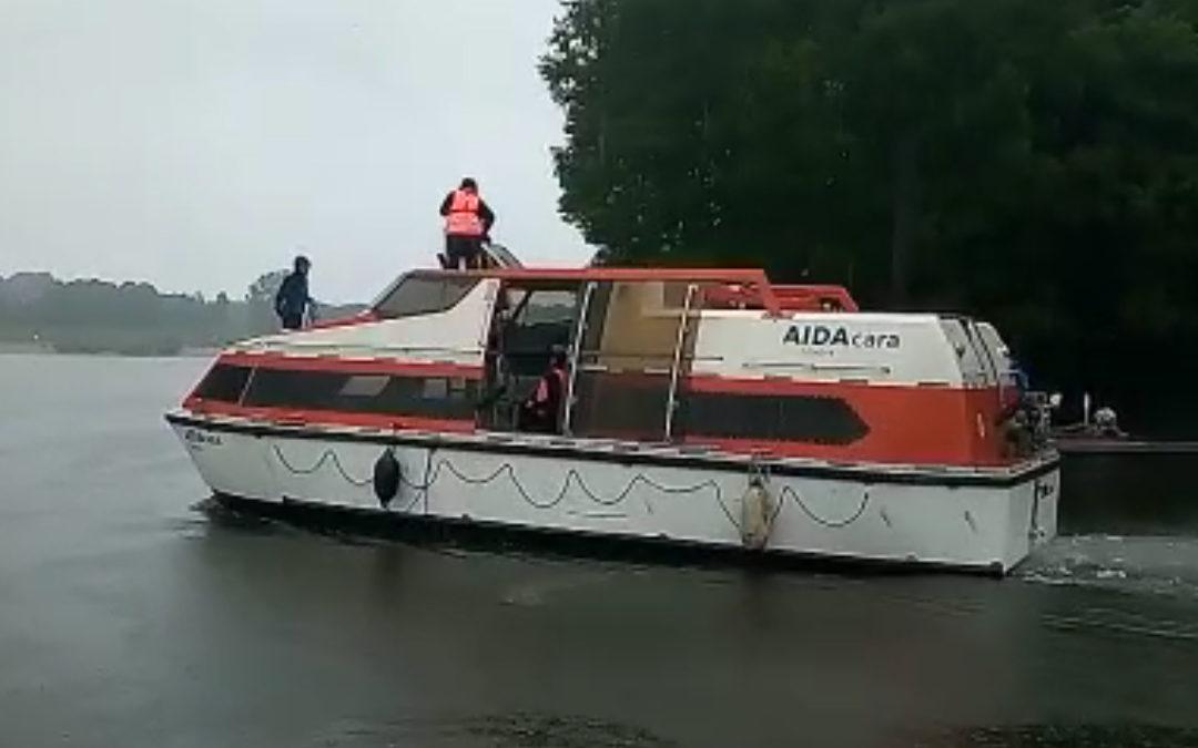 AIDA Tender Boote – bald dein Hausboot